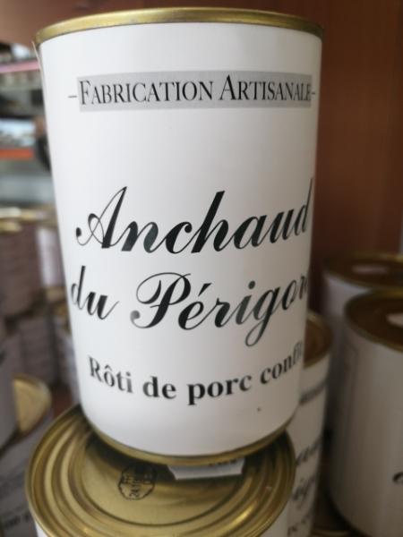 Un Air De Campagne Boucherie Perigueux Anchaud Du Périgord Rôti De Porc Confit 1 1