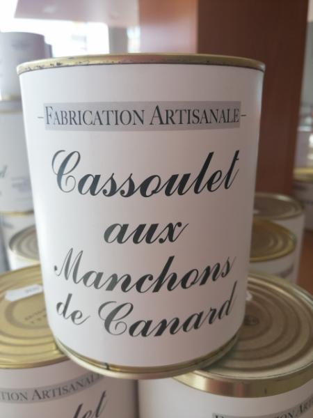 Un Air De Campagne Boucherie Perigueux Cassoulet Aux Manchons De Canard 1