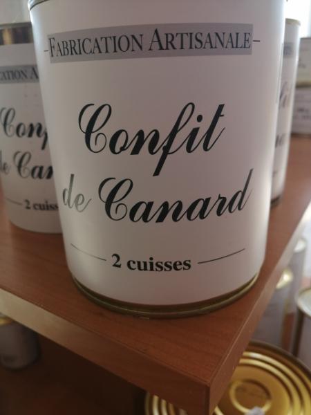 Un Air De Campagne Boucherie Perigueux Confit De Canard 2 Cuisses 1