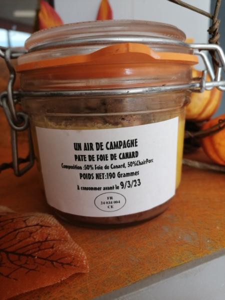 Un Air De Campagne Boucherie Perigueux Pâté De Foie De Canard 1