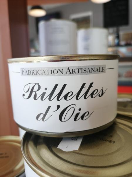 Un Air De Campagne Boucherie Perigueux Rillettes D Oie 1