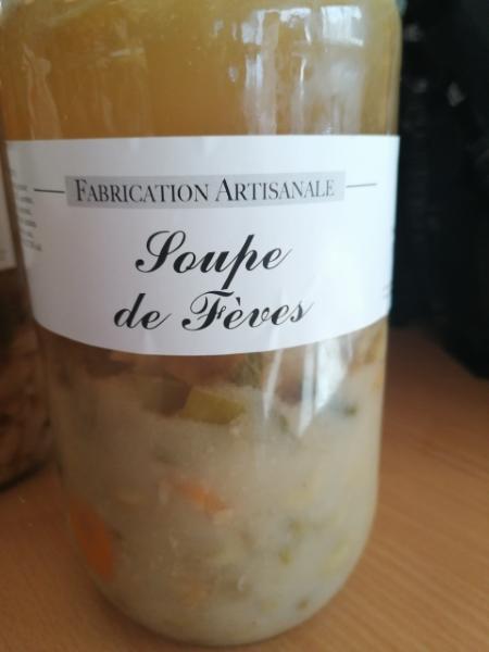 Un Air De Campagne Boucherie Perigueux Soupe De Féves 1