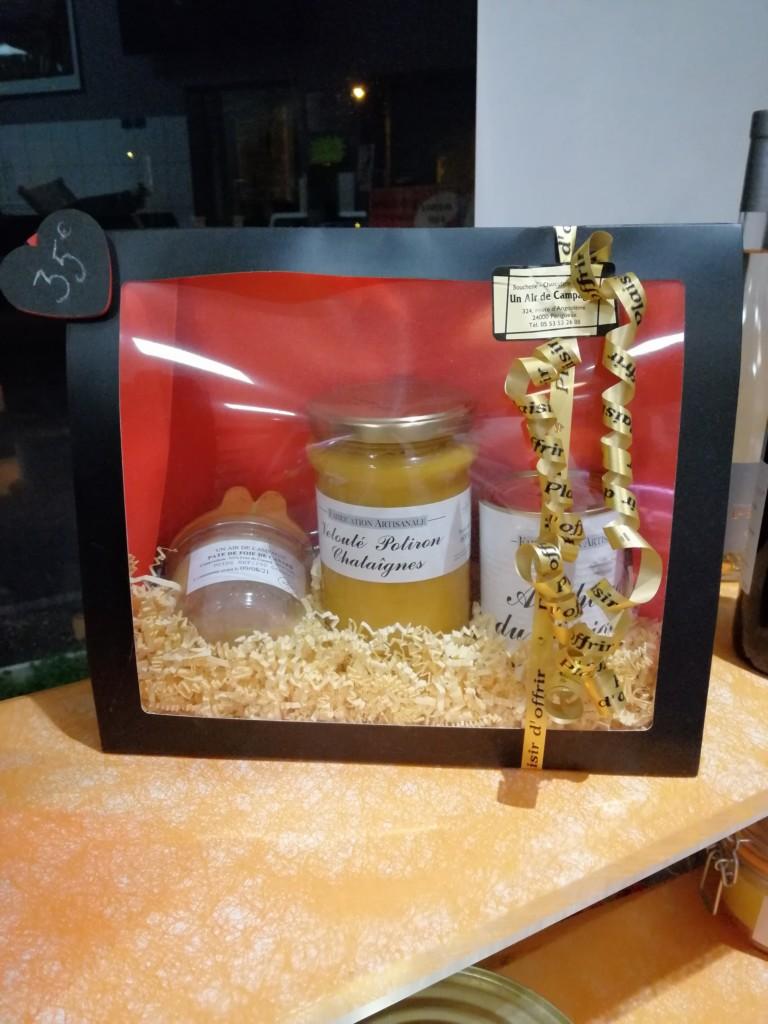 Un Air De Campagne Boucherie Perigueux Colis Cadeau 3