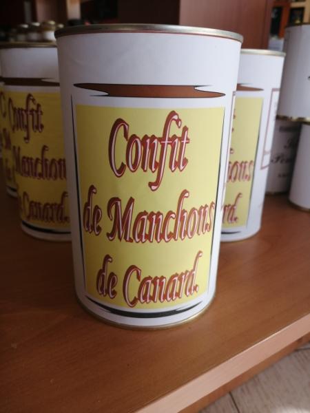 Un Air De Campagne Boucherie Perigueux Confit De Manchons De Canard 1