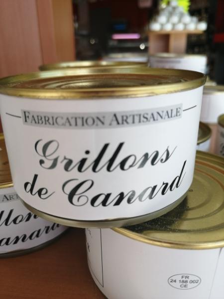 Un Air De Campagne Boucherie Perigueux Grillons De Canard 1