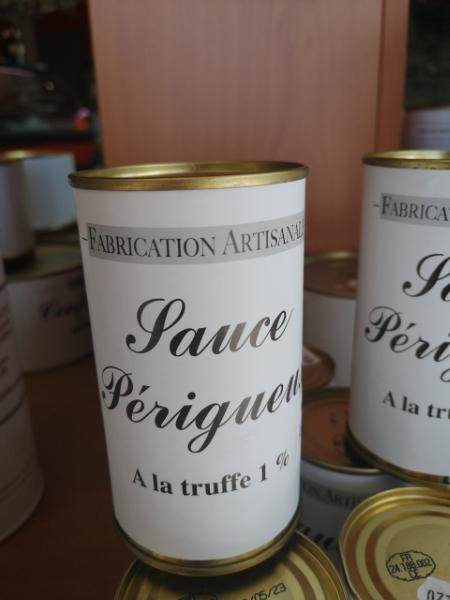 Un Air De Campagne Boucherie Perigueux Sauce Périgueux à La Truffe 1