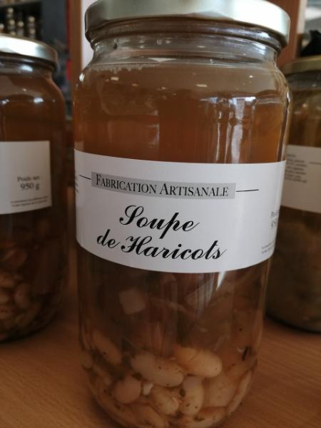 Un Air De Campagne Boucherie Perigueux Soupe De Haricots 1