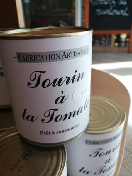Un Air De Campagne Boucherie Perigueux Tourin à La Tomate 1