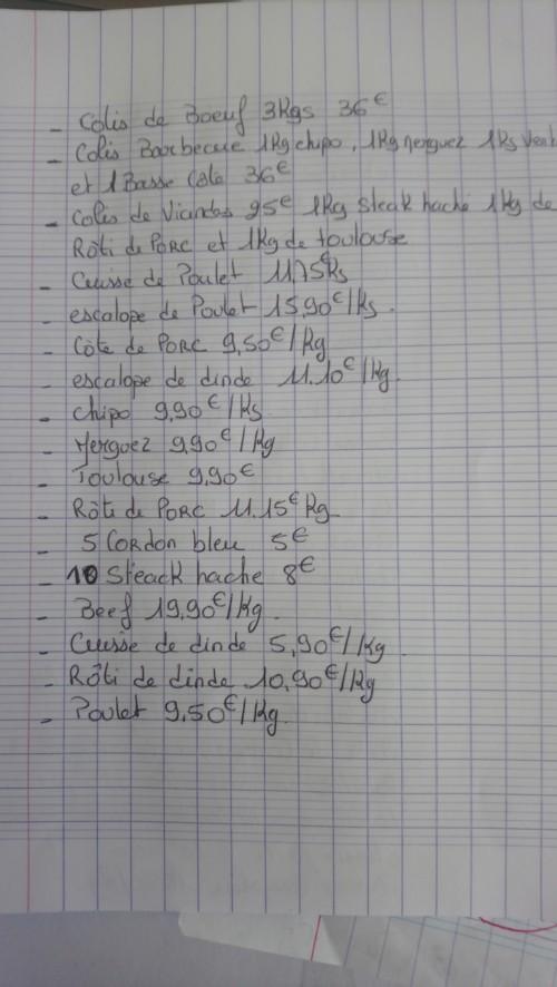 Un Air De Campagne Boucherie Perigueux DSC 0338